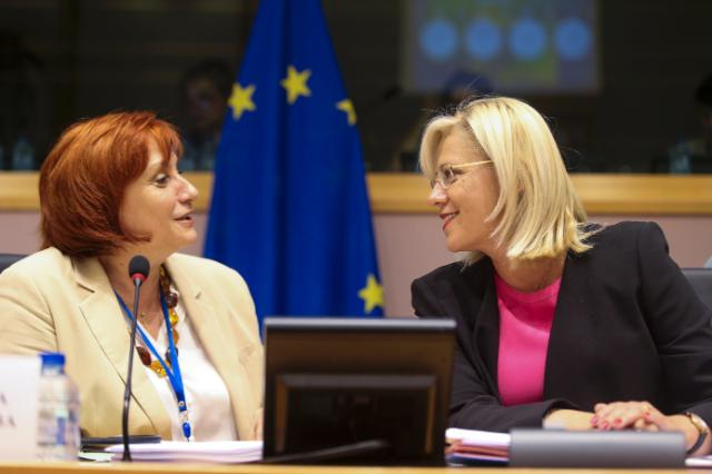 Participation of Corina Creţu, Member of the EC, at the meeting of the Regional Development Committee the EP