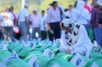 Commemoration of the 20th anniversary of the Srebrenica massacre