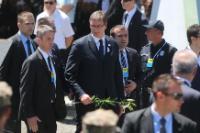 Commémoration du 20e anniversaire du génocide de Srebrenica