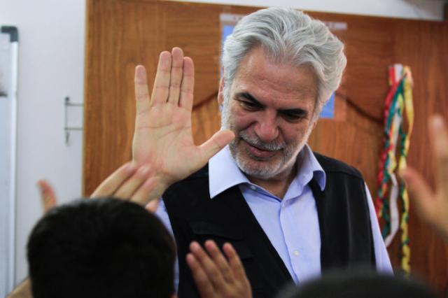 Visite de Christos Stylianides, membre de la CE, en Iraq