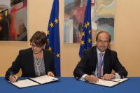 Signature of an Amendment to COSME programme