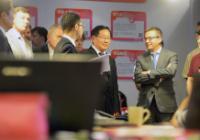 Visite de Carlos Moedas, membre de la CE, en Chine