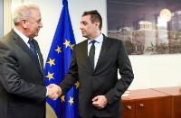 Visit of Aleksandar Vulin,  Serbian Minister for Labour, Employment, Veteran and Social Affairs, to the EC