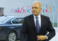 Participation of Dimitris Avramopoulos, Member of the EC, in the Justice and Home Affairs Council in Luxembourg, 08-09/10/2015