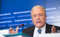 Participation of Dimitris Avramopoulos in the Justice and Home Affairs Council in Luxembourg, 08-09/10/2015
