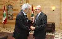 Visit by Christos Stylianides, Member of the EC, to Lebanon