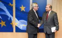 Visite de Suma Chakrabarti, président de la BERD, à la CE