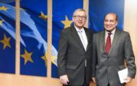 Visit of Suma Chakrabarti, President of the EBRD, to the EC
