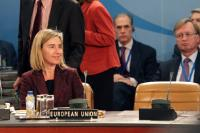 Participation of Federica Mogherini, Vice-President of the EC, in the meeting of the NATO Ministers for Foreign Affairs