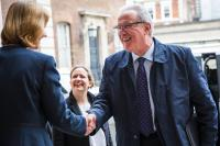 Visit of Neven Mimica, Member of the EC, to the United Kingdom