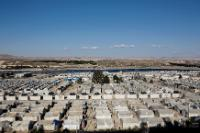 Nizip refugees Camp, in the province of Gaziantep, Turkey