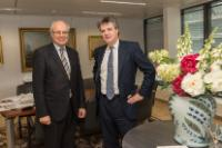 Visit of Edward Scicluna, Maltese Minister for Finance, to the EC