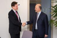 Visit of Nick Clegg, former British Deputy Prime Minister, and Member of the British Parliament, to the EC