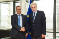 Visit of Ismail Ould Cheikh Ahmed, Special Envoy of the United Nations for Yemen, to the EC