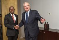 Visit of Gilbert Houngbo, Deputy Director-General for Field Operations and Partnerships of the ILO, to the EC