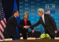 Participation de Federica Mogherini et Maroš Šefčovič, vice-présidents de la CE, et Miguel Arias Cañete, membre de la CE, au Conseil énergétique UE/Etats-Unis