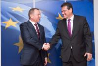 Visit of Vladimir Makei, Belarusian Minister for Foreign Affairs, to the EC