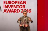 Cérémonie de remise du Prix de l'inventeur européen 2016