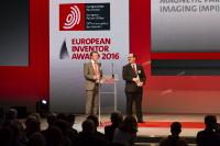 European Inventor 2016 award ceremony