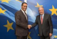 Visit of Mohamad Omar Arte Ghalib, Somalian Deputy Prime Minister, to the EC