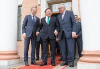 Visit of Jean-Claude Juncker, President of the EC, to Mongolia