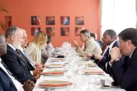 Visit of Dimitris Avramopoulos, Member of the European Commission to Dakar