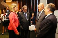 Visit by Johannes Hahn, Member of the EC, to New York