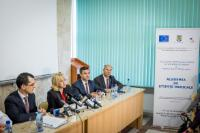 Visit of Corina Creţu, Member of the EC, to Romania