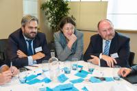 Participation of Violeta Bulc, Member of the EC, in the meeting on low-emission mobility