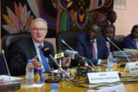 Visit by Neven Mimica, Member of the EC, to Senegal