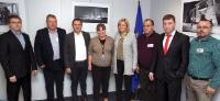 Visit of Romanian mayors to the EC