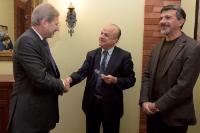 Visit by Johannes Hahn and Carlos Moedas, Members of the EC, to Armenia