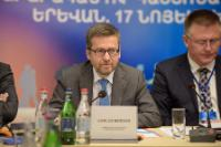 Visit by Johannes Hahn and Carlos Moedas, Members of the EC, to Armenia