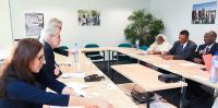 Visit of Osman Ahmed Fadul Wash, Minister of State at the Sudanese Ministry for International Cooperation, to the EC