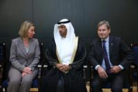 Visit of Federica Mogherini, Vice-President of the EC, and Johannes Hahn, Member of the EC, to the United Arab Emirates