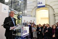 Jean-Claude Juncker, President of the EC, at the annual reception of the Academy of European Law