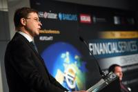 Participation of Valdis Dombrovskis, Vice-President of the EC, in the 15th Annual European Financial Services Conference