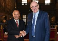 Visit of Phil Hogan, Member of the EC, to Italy