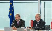 Visit of Viktor Sigl, President of the Parliament of the Land of Upper Austria, to the EC