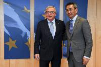 Visit of Tsend Munkh-Orgil, Mongolian Minister for Foreign Affairs, to the EC