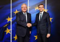Visit of Sven Mikser, Estonian Minister for Foreign Affairs, to the EC