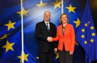 Visit of Tzachi Hanegbi, Israeli Minister for Regional Cooperation and acting Minister for Telecommunication, to the EC
