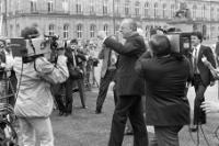 Rétrospective d'Helmut Kohl, ancien chancelier fédéral allemand et citoyen d'honneur de l'Europe