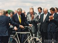 Retrospective of Helmut Kohl, former German Federal Chancellor and Honorary Citizen of Europe