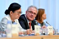 Visit by Neven Mimica, Member of the EC, to Switzerland