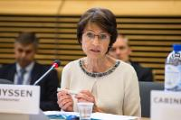 Participation of Marianne Thyssen and Corina Creţu, Members of the EC, at the HLG for simplification