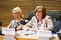 Participation de Marianne Thyssen et Corina Creţu, membres de la CE, au groupe de haut niveau chargé du suivi de la simplification