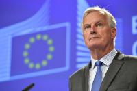 Press conference by Michel Barnier, Chief Negotiator for Negotiations with the United Kingdom, on the Article 50 negotiations