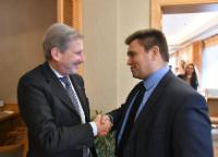 Visit by Johannes Hahn, Member of the EC to Ukraine