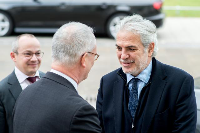 Visit by Christos Stylianides, Member of the EC, to Germany